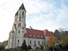 Jeden z kostelů v Pistoie