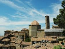 Hitorické město Siena